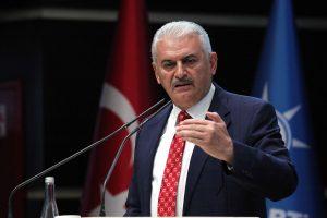 Başbakan Yıldırım'dan Flaş Fırat Kalkanı Açıklaması