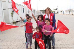 ÇAKÜ'den Barış Pınarı Harekatına Destek | Galeri