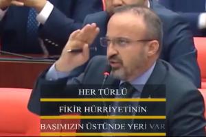 Türk ordusuna işgalci diyen HDP'ye Tarihi Ayar