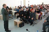 ÇAKÜ'de Mevlana konferansı