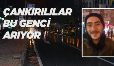 Ankara'daki Çankırılılar sokakta yaşayan o genci arıyor
