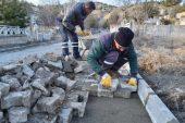 Belediyeden Sarıbaba Mezarlığında Çalışma