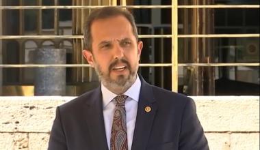 """Çivitçioğlundan """"Baraj kayboldu"""" diyen Kılıçdaroğluna cevap"""