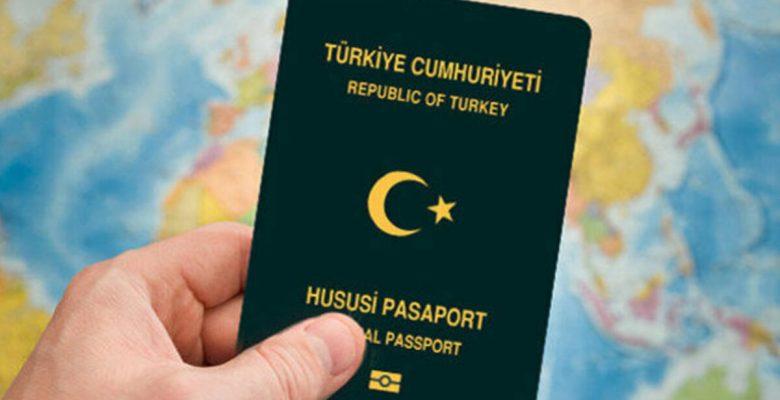 Mali Müşavirlere Yeşil Pasaport için kanun teklifi verildi