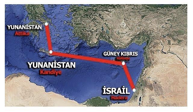 Akdenizde ne oluyor?