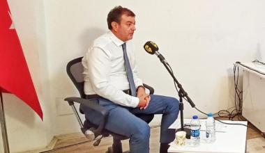 """Rektör Ayrancı, """"Yeni Nesli Eleştirmek Yerine Anlamamız Lazım"""""""