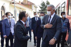 Bakan Ersoy, Çankırı Ziyareti 26/10/2020