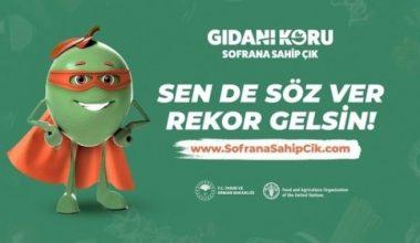 'Sen De Söz Ver Rekor Gelsin' Kampanyası Başladı