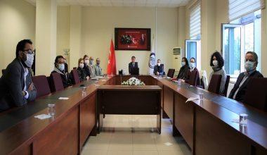 ÇAKÜ TTO Yönetim Kurulu İlk Toplantısı Gerçekleştirildi