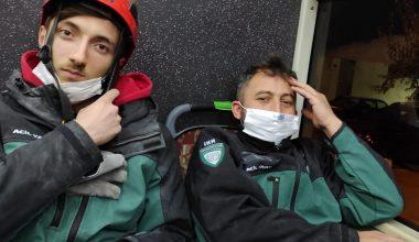 ÇAKÜ Öğrencileri İzmir'e Yardıma Koştu