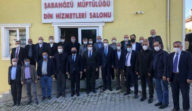 Çankırı'da Muhtarlar Toplantıları Sürüyor