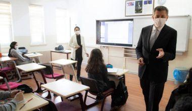 Bakan Selçuk, Eğitim Gündemindeki Gelişmeleri Değerlendirdi