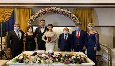 Çankırı'da 2020 Yılında 631 Çift Dünya Evine Girdi