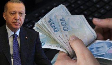 Erdoğan'dan Gelir Kaybı Yaşayan Esnafa Müjde