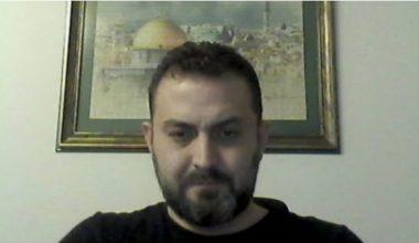 ÇEKÜLDER, Online Kudüs Sunumu Düzenledi