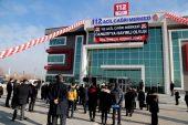 Çankırı'da 112 Acil Çağrı Merkezi Devreye Girdi