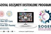 Sosyal Gelişmeyi Destekleme Programı Başvuruya Açıldı