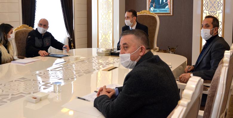 Ilgaz'da Diplomatik Kayak Yarışı Toplantısı Yapıldı