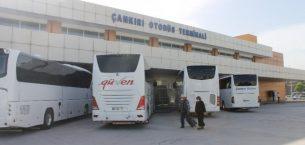 Çankırı Terminal Binası İhaleye Çıkarılıyor